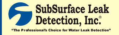 SubSurface Leak Detection