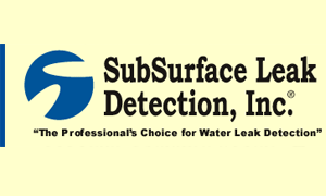 Subsurface Leak Detection  Construction Electronics